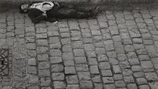Episode 13: Man Sleeping Along the Seine (Homme endormi au bord de la Seine) by Brassaï (Gyula Halász) (1932)