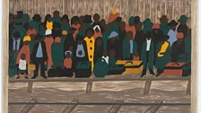 Episode 17: The Migration Series by Jacob Lawrence (1940-41)
