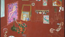 Episode 30: The Red Studio by Henri Matisse (1911)