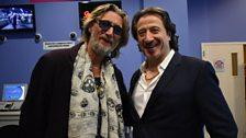 Nick Reynolds and Federico Castelluccio