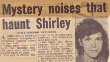 Daily Mirror article from 20 February 1956