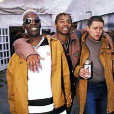 Reverend Black Grape - Brixton Academy, London 1996