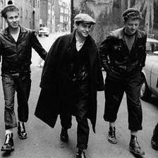 Crosstown Walk Up - The Friars Aylesbury 1983