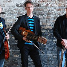 Concert by Swedish trio Vasen