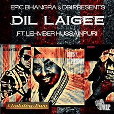 Dil Laigee (feat. Lehmber Hussainpuri)