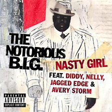 Nasty Girl (feat. Nelly, Jagged Edge, Avery Storm & Diddy)
