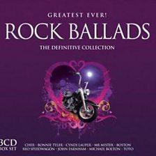 Greatest Ever - Rock Ballads