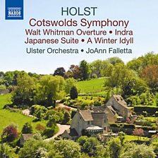 Holst Cotswolds Symphony