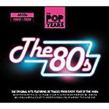 The Pop Years   1980-1989