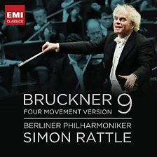 Bruckner Symphony No.9 Four Movement