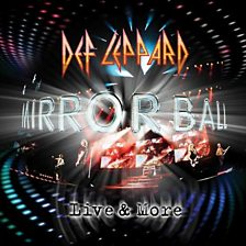 Mirror Ball   Live & More