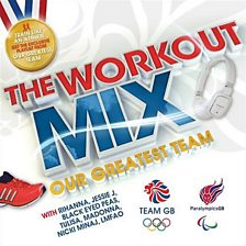 The Workout Mix - Our Greatest Team