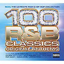 100 R&B Classics   Original Anthems