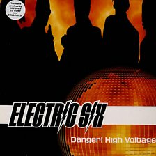 Danger! High Voltage!