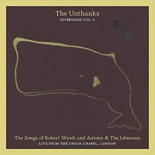 The Songs Of Robert Wyatt & Anthony