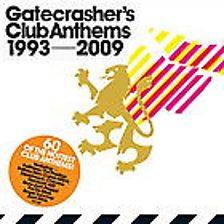 Gatecrasher's Club Anthems 1993 2009