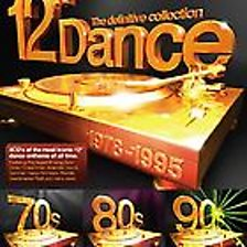 """12"""" Dance   Definitive Collection"""