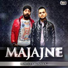 Majajne (feat. Sunny-G)