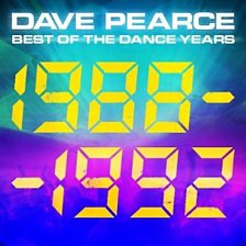 Dave Pearce Best Of Dance Years 88 92