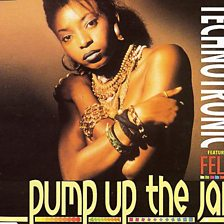 Pump Up The Jam (Feat Felly)