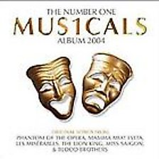The Number One Musicals Album