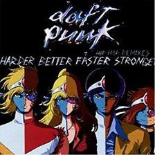 Around The World Harder Better Faster Stronger