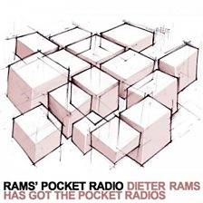 Dieter Rams Has Got The Pocket Radios