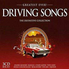 Greatest Ever... Driving Songs
