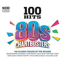100 Hits 80s Chartbusters