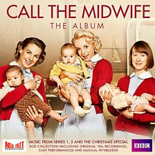 Call The Midwife - The Album