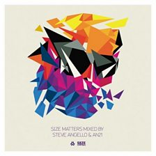 Size Matters Mixed By Steve Angello