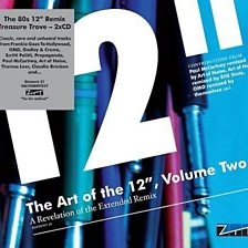 The Art Of The 12 Inch   Vol 2