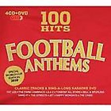 100 Hits   Football Anthems