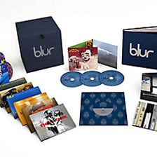 Blur 21: The Box