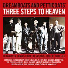 Dreamboats & Petticoats   Three Steps