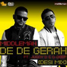 De De Gerah (Remix) (feat. Juggy D & G Deep)