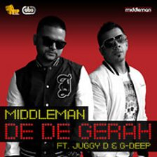 De De Gerah (feat. Juggy D & G-deep)