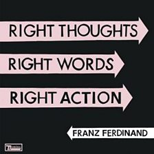 Tracks From 'Right Thoughts, Right Words, Right Action'