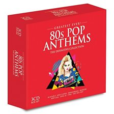 Greatest Ever - 80s Pop Anthems