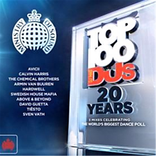 Top 100 DJs: 20 Years - Ministry of Sound