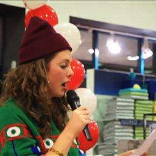 Fiona's Christmas Rap