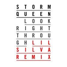 Look Right Through (Lil Silva Remix)