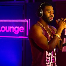 Hold On, We're Going Home (1Xtra Live Lounge, 10 Dec 2013)