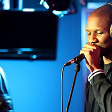 Mr Kool (1Xtra Live Lounge, 18 Dec 2013)