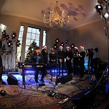 White Christmas (Radio 1 Live Lounge Christmas 2013)