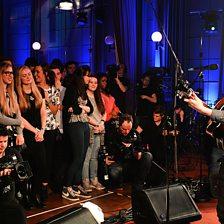 Cassy O' (Radio 1 Future Festival, 22 Jan 2014)