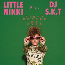 Right Before My Eyes (feat. DJ S.K.T)