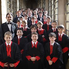 The Choir of St John's College, Cambridge