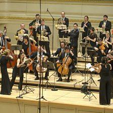 Sommernacht (Summer Night): pastoral intermezzo for string orchestra (Op.58)