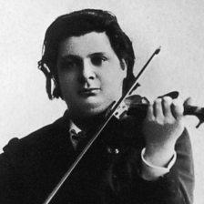 Sonata no. 1 in G minor Op.27`1 for violin solo
